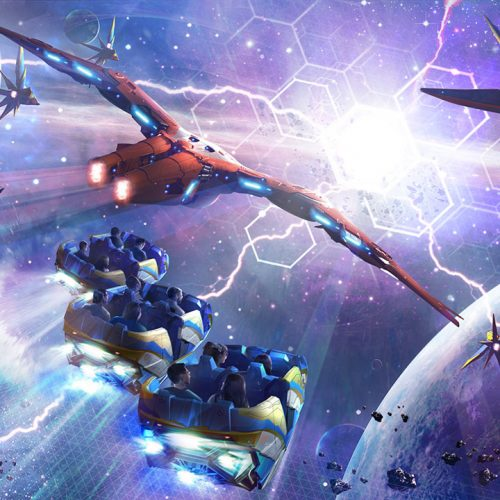 D23 Expo: Guardians of the Galaxy: Cosmic Rewind unveiled at Epcot