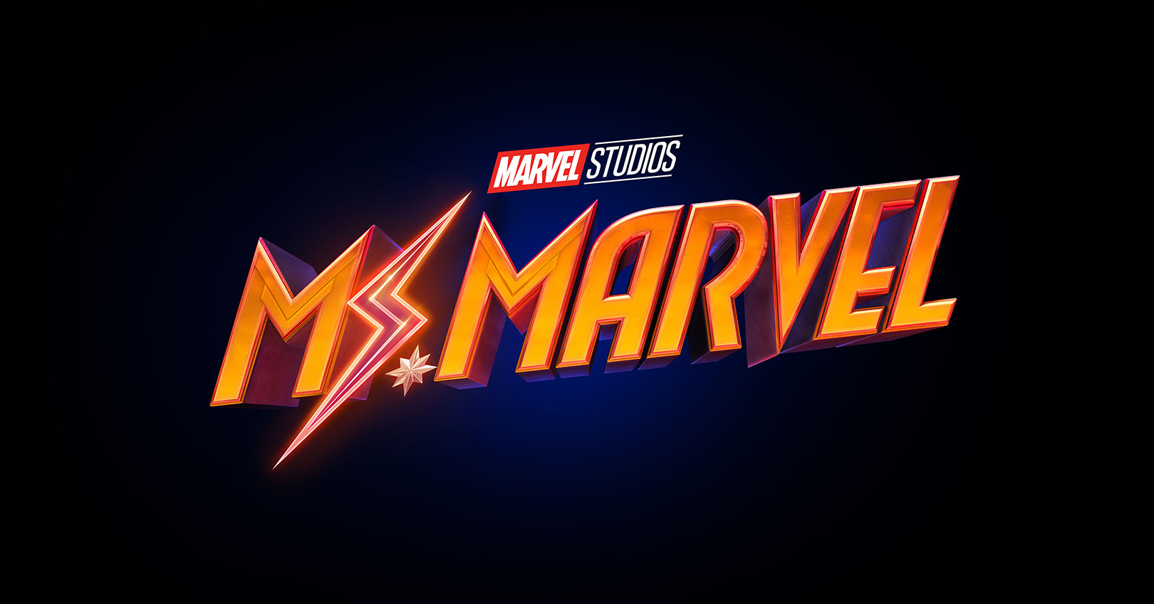 Ms. Marvel - Disney+ Logo