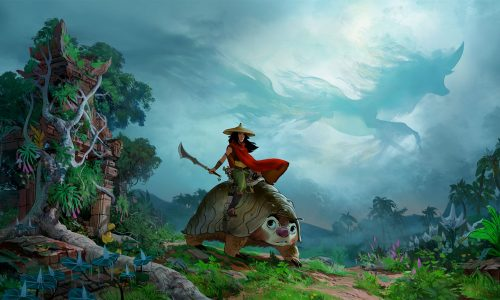 D23 Expo: Disney finally unveils 'Raya and the Last Dragon'