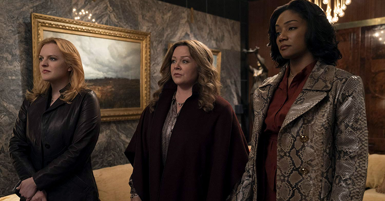 The Kitchen - Elisabeth Moss, Melissa McCarthy, and Tiffany Haddish