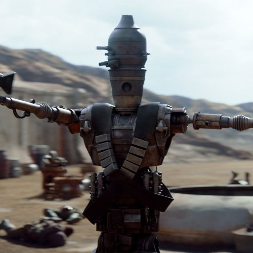 D23 Expo: Bounty hunting is complicated in epic new 'Mandalorian' trailer