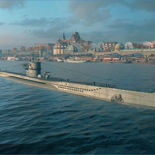 World of Warships' submarines are sneaky little devils