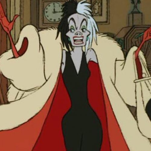 D23 Expo: First look at Emma Stone as Cruella de Vil in 101 Dalmatians prequel