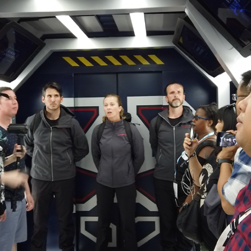 Amazon's Expanse brings sci-fi to a new level at SDCC 2019