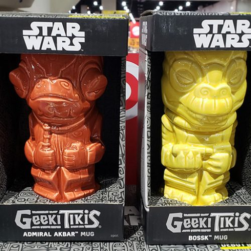 Entertainment Earth spotlight: Star Wars Tikis Mug