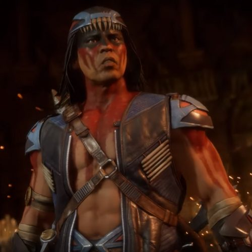 Mortal Kombat 11 DLC character, Nightwolf, gets a gameplay trailer