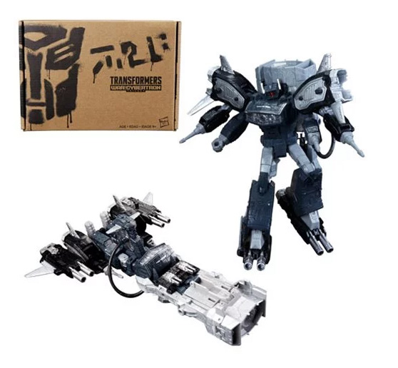 Transformers Generations Selects Leader Shockwave - Exclusive