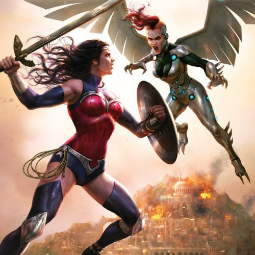 Wonder Woman gets another origin story movie with 'Bloodlines'