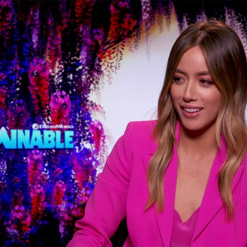 Chloe Bennet on Abominable: 'The world that we are in is so whimsical and fantastical'