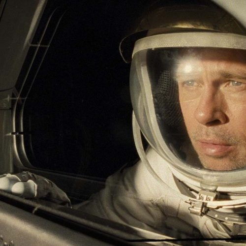 Brad Pitt wanted his tears to be replaced in Ad Astra