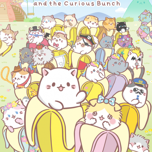 Bananya season 2 and Blackfox hit Crunchyroll this fall