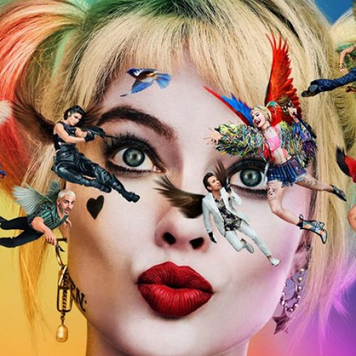 Birds of Prey teaser poster has Harley Quinn seeing 'angels'
