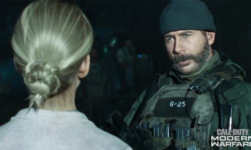 Captain John Price featured in Call of Duty: Modern Warfare campaign trailer