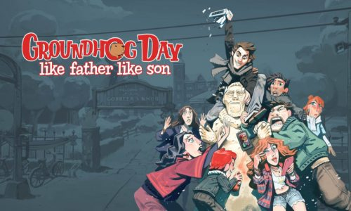 Groundhog Day: Like Father Like Son VR game is now available
