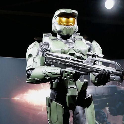 Halo Discovery Outpost lets you experience the Halo Universe like never before