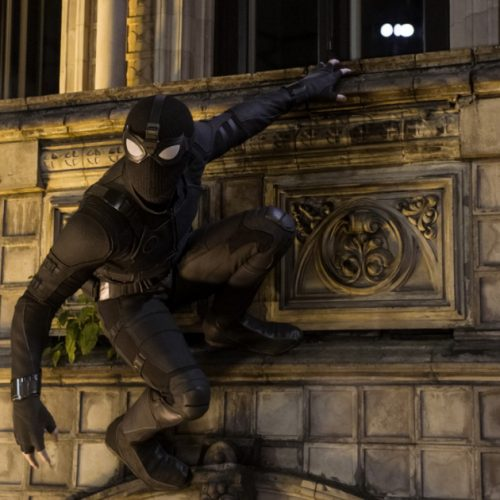 Spider-Man: Far from Home gets a Night Monkey trailer