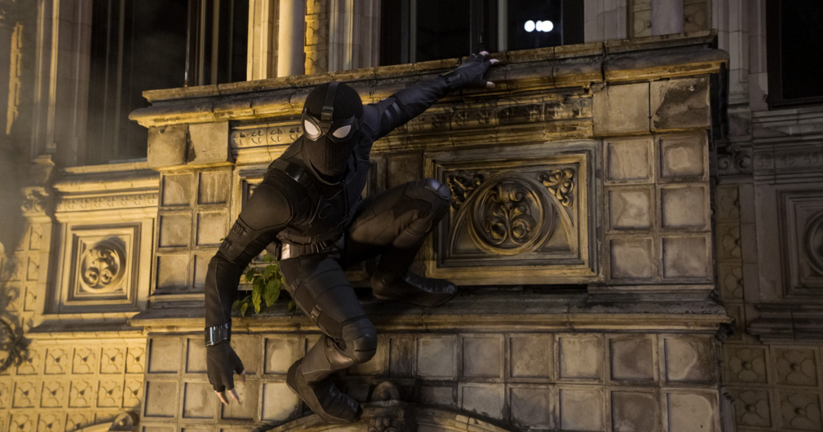 Night Monkey Spider-Man: Far from Home