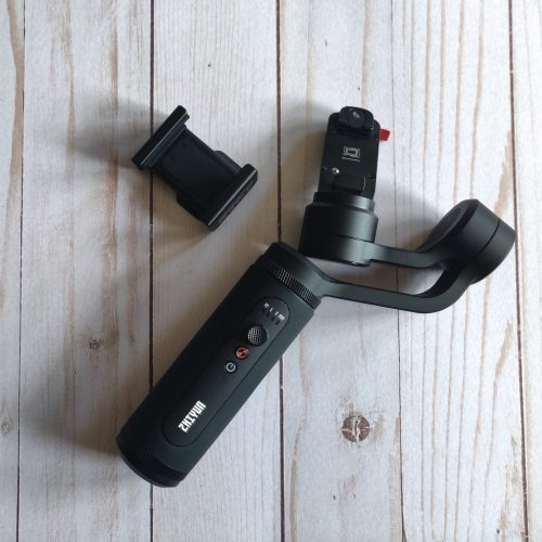 Zhiyun Smooth-Q2 smartphone gimbal (review)