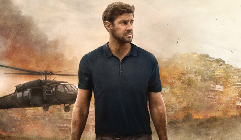 Tom Clancy's Jack Ryan season 2 trailer gets explosive for John Krasinski