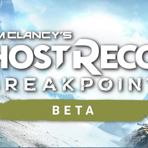 Ghost Recon Breakpoint Beta is not what Ghost Recon fans wanted