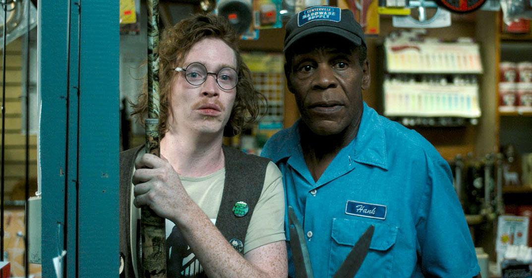 The Dead Don't Die - Caleb Landry Jones and Danny Glover