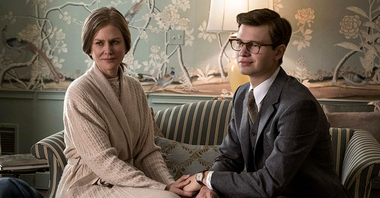The Goldfinch - Nicole Kidman and Ansel Elgort