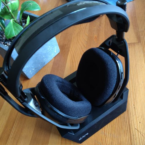 Astro Gaming A50 Wireless Headset and Base Station (review)