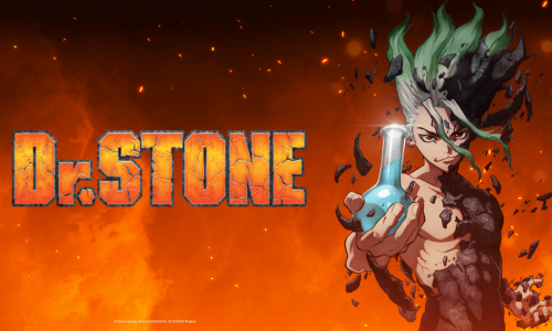 Get a behind-the-scenes look at Dr. Stone anime series