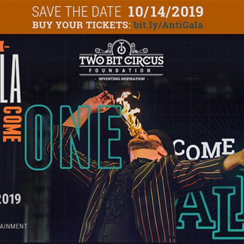 Two Bit Circus' Anti-Gala to feature VR, AR, fire, lasers, robots to bring STEAM programs to youth