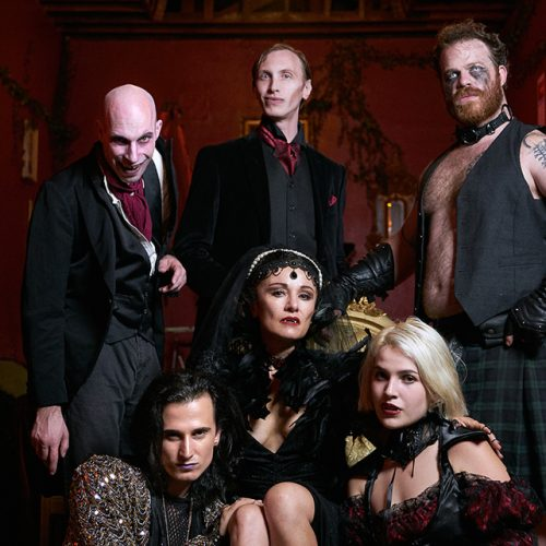Bite is an offbeat theatrical dining experience with vampires