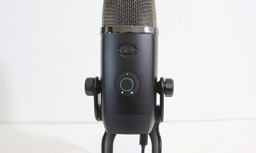 Blue Yeti X USB Mic review
