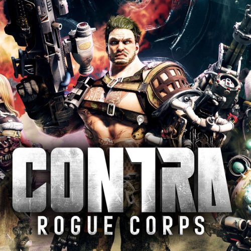 Contra: Rogue Corps is a hard twin-stick shooter that changes up the franchise