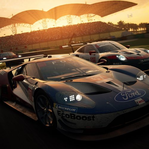Grid, the latest motorsport game fro Codemasters, is now available
