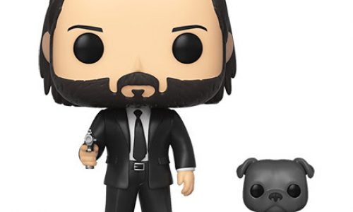 John Wick and his puppy to get Funko Pop! figure