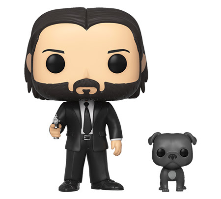 John Wick Pop Movies Funko