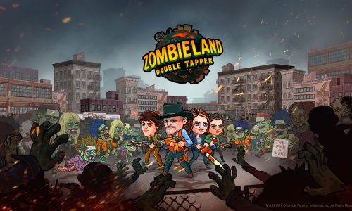 Mobile game Zombieland: Double Tapper available now