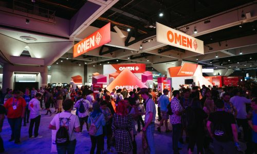 OMEN shines bright at TwitchCon 2019