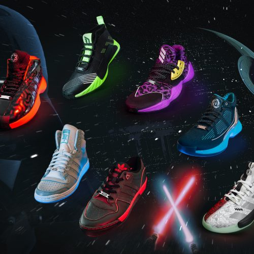 Adidas x Lucasfilm Star Wars collaboration hits stores November 1
