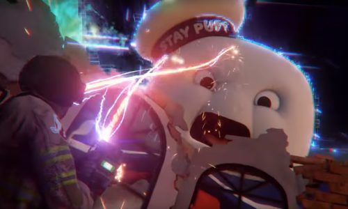 Experience The VOID's Ghostbusters this Halloween season
