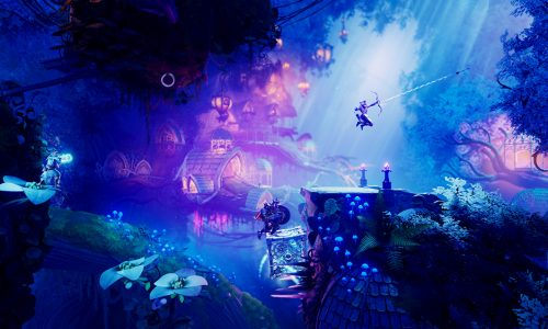 Trine 4: The Nightmare Prince is now available