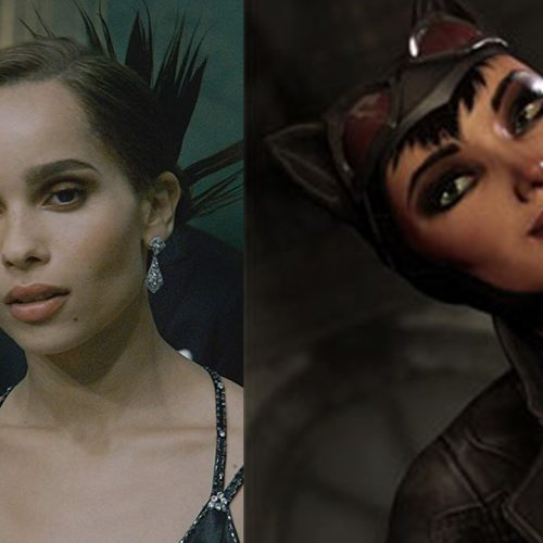 Zoë Kravitz to play Catwoman in The Batman