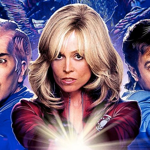 Galaxy Quest – Steelbook Blu-ray Review