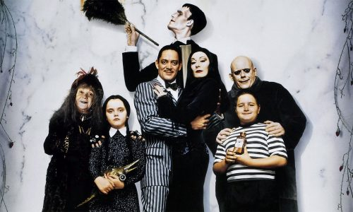 The Addams Family / The Addams Family Values – Blu-ray Review