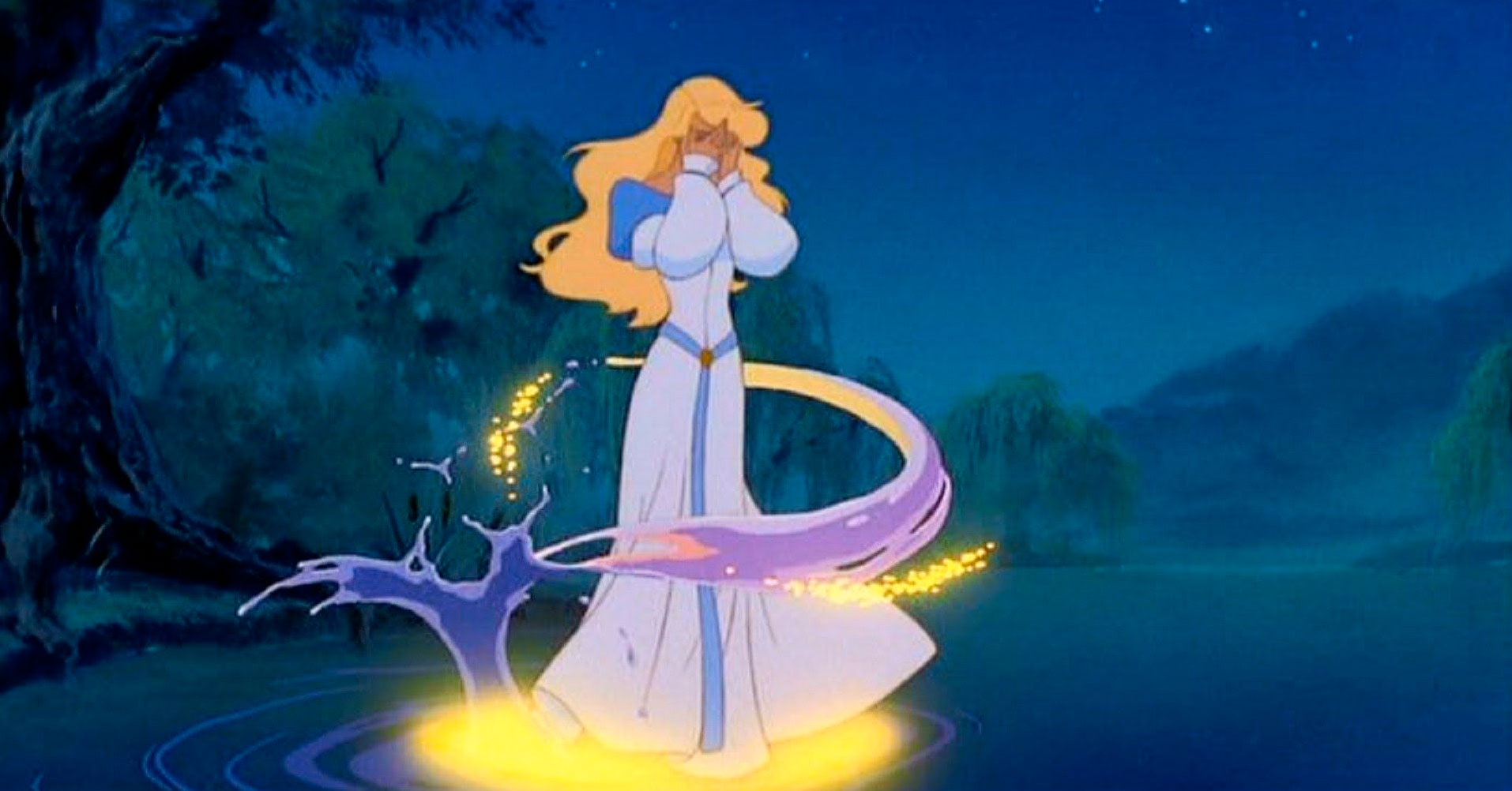The Swan Princess - Odette