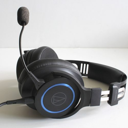 Audio-Technica ATH-G1 Gaming Headset Review