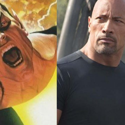 Dwayne Johnson confirms Black Adam production to begin July 2020