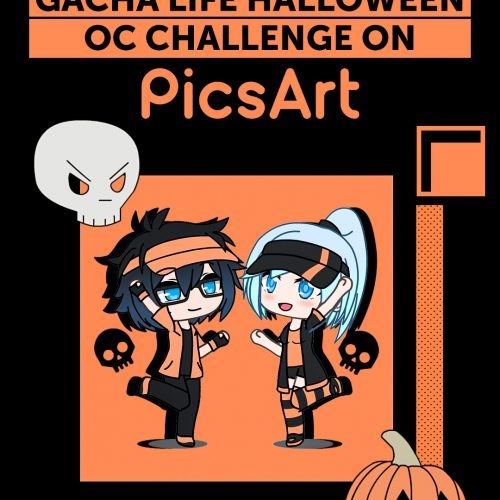 PicsArt and Gacha Life launch fan challenge for Halloween