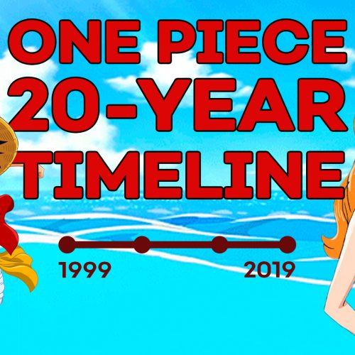 One Piece's entire history condensed into 2-hour essay