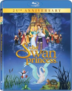 The Swan Princess Blu-ray