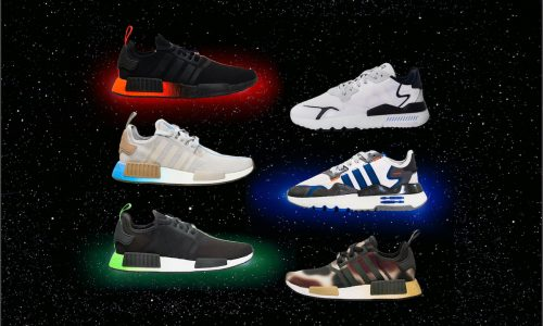 Adidas x Star Wars announces final set with characters-themed pack
